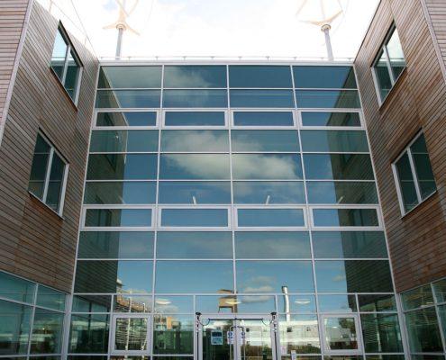 The Weybourne Building (Building 33), VLA Weybridge